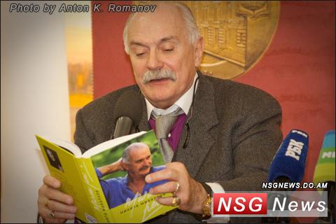 Никита Михалков, Прямая речь Никиты Михалкова