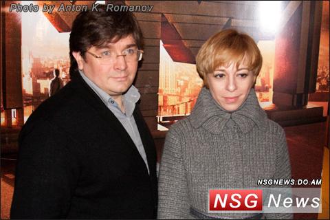 Марианна Максимовская, NSG News, МММ, Премьера Пираммида