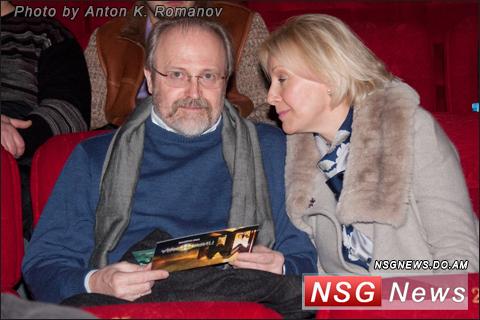 Владимир Хотиненко, Премьера Пираммида, NSG News