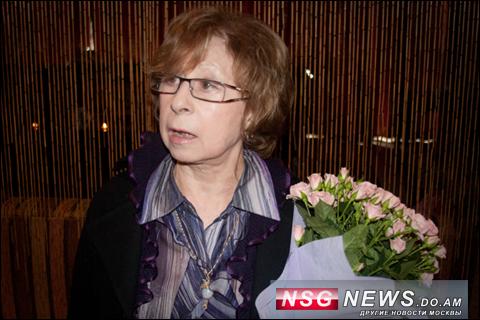 Лия Ахеджакова, 2011