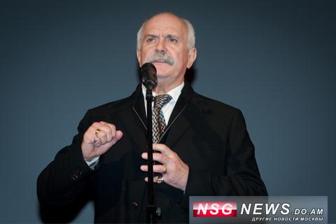 Никита Михалков, NSG News, 2011, Утомленные солнцем 2: Цитадель